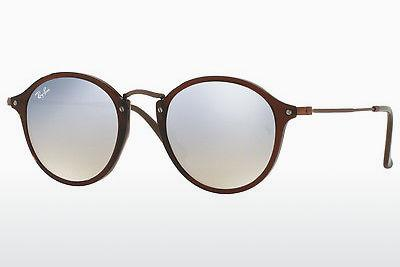 Ophthalmics Ray-Ban RB2447N 62569U - Transparent, Brown