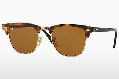 Ophthalmics Ray-Ban CLUBMASTER (RB3016 1160) - Brown