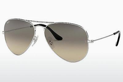 Ophthalmics Ray-Ban AVIATOR LARGE METAL (RB3025 003/32) - Silver