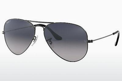 Ophthalmics Ray-Ban AVIATOR LARGE METAL (RB3025 004/78) - Grey