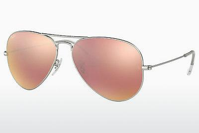 Ophthalmics Ray-Ban AVIATOR LARGE METAL (RB3025 019/Z2) - Silver