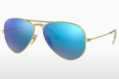 Ophthalmics Ray-Ban AVIATOR LARGE METAL (RB3025 112/17) - Gold