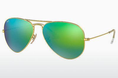 Ophthalmics Ray-Ban AVIATOR LARGE METAL (RB3025 112/19) - Gold