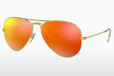 Ophthalmics Ray-Ban AVIATOR LARGE METAL (RB3025 112/4D) - Gold