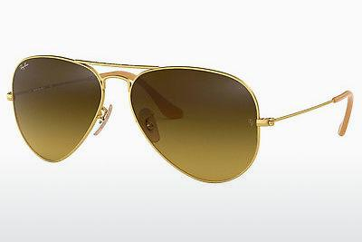 Ophthalmics Ray-Ban AVIATOR LARGE METAL (RB3025 112/85) - Gold