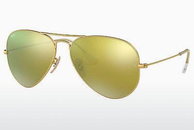 Ophthalmics Ray-Ban AVIATOR LARGE METAL (RB3025 112/93) - Gold