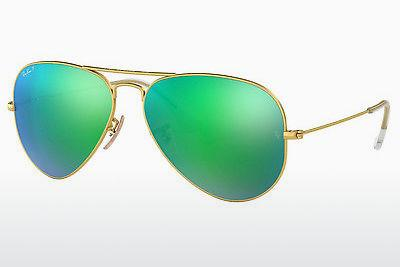 Ophthalmics Ray-Ban AVIATOR LARGE METAL (RB3025 112/P9) - Gold
