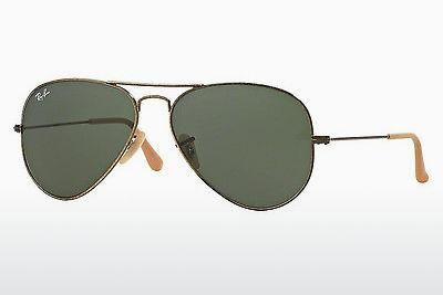 Ophthalmics Ray-Ban AVIATOR LARGE METAL (RB3025 177) - Gold