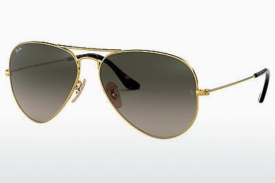 Ophthalmics Ray-Ban AVIATOR LARGE METAL (RB3025 181/71) - Gold