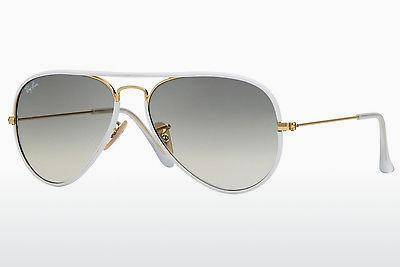 Ophthalmics Ray-Ban AVIATOR FULL COLOR (RB3025JM 146/32) - Gold