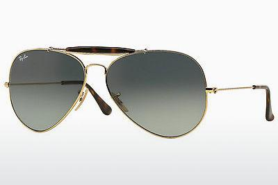 Ophthalmics Ray-Ban OUTDOORSMAN II (RB3029 181/71) - Gold