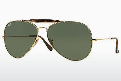 Ophthalmics Ray-Ban OUTDOORSMAN II (RB3029 181) - Gold