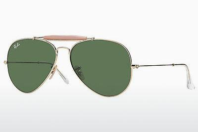 Ophthalmics Ray-Ban OUTDOORSMAN II (RB3029 L2112) - Gold