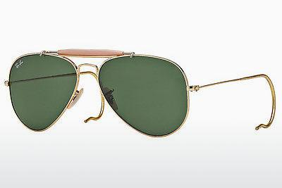 Ophthalmics Ray-Ban OUTDOORSMAN (RB3030 L0216) - Gold