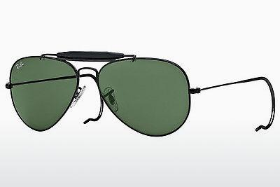 Ophthalmics Ray-Ban OUTDOORSMAN (RB3030 L9500) - Black