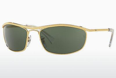Ophthalmics Ray-Ban OLYMPIAN (RB3119 001) - Gold