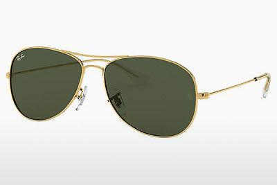 Ophthalmics Ray-Ban COCKPIT (RB3362 001) - Gold