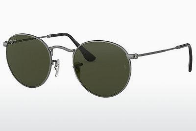 Ophthalmics Ray-Ban ROUND METAL (RB3447 029) - Grey