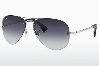 Ophthalmics Ray-Ban RB3449 003/8G - Silver