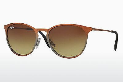 Ophthalmics Ray-Ban RB3539 193/13 - Brown, Grey