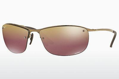 Ophthalmics Ray-Ban RB3542 197/6B - Brown