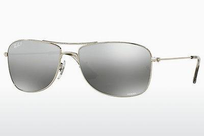 Ophthalmics Ray-Ban RB3543 003/5J - Silver