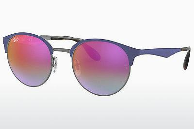 Ophthalmics Ray-Ban RB3545 9005A9 - Grey, Blue