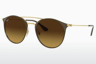 Ophthalmics Ray-Ban RB3546 900985 - Gold, Brown