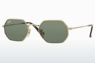 Ophthalmics Ray-Ban RB3556N 001 - Gold