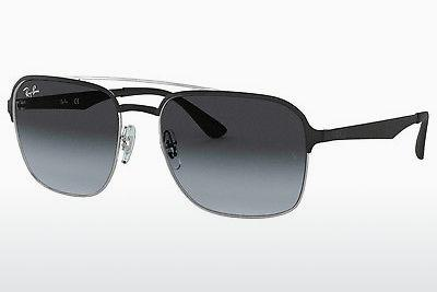 Ophthalmics Ray-Ban RB3570 90048G - Silver, Black