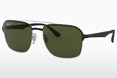 Ophthalmics Ray-Ban RB3570 90049A - Silver, Black
