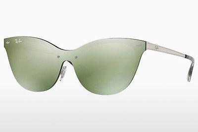 Ophthalmics Ray-Ban RB3580N 042/30 - Green, Silver