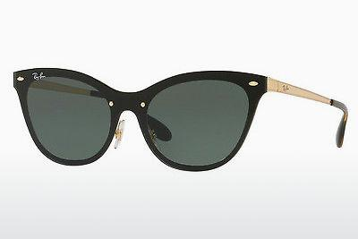 Ophthalmics Ray-Ban RB3580N 043/71 - Gold, Brown, Havanna