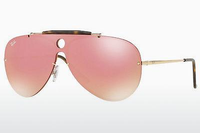 Ophthalmics Ray-Ban RB3581N 001/E4 - Gold