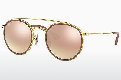 Ophthalmics Ray-Ban RB3647N 001/7O - Gold