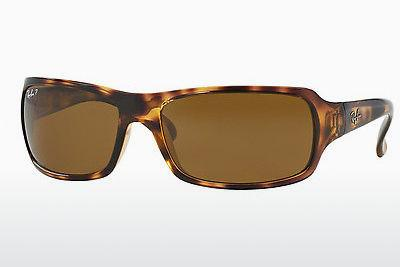 Ophthalmics Ray-Ban RB4075 642/57 - Brown, Havanna