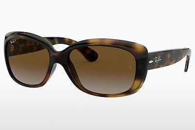 Ophthalmics Ray-Ban JACKIE OHH (RB4101 710/T5) - Brown, Havanna