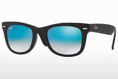 Ophthalmics Ray-Ban FOLDING WAYFARER (RB4105 60694O) - Black