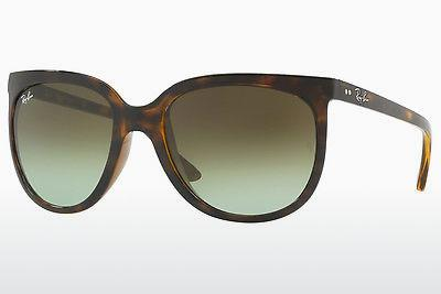 Ophthalmics Ray-Ban CATS 1000 (RB4126 710/A6) - Brown, Havanna