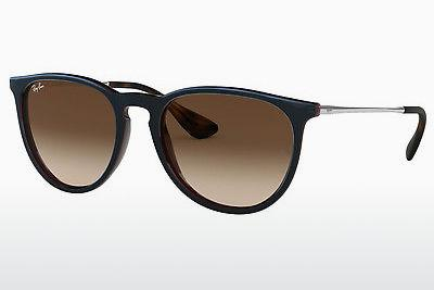 Ophthalmics Ray-Ban ERIKA (RB4171 631513) - Transparent, Brown, Blue