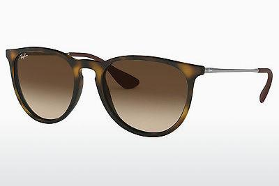 Ophthalmics Ray-Ban ERIKA (RB4171 865/13) - Brown, Havanna