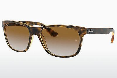 Ophthalmics Ray-Ban RB4181 710/51 - Brown, Havanna