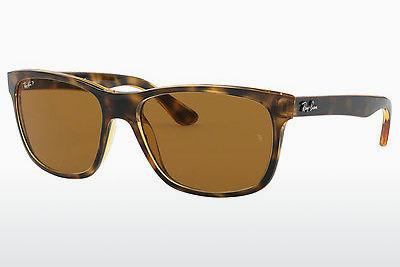 Ophthalmics Ray-Ban RB4181 710/83 - Brown, Havanna