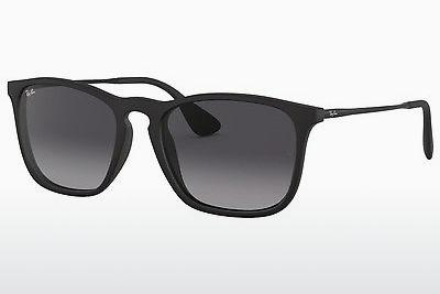 Ophthalmics Ray-Ban CHRIS (RB4187 622/8G) - Black