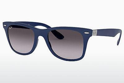 Ophthalmics Ray-Ban WAYFARER LITEFORCE (RB4195 60158G) - Blue