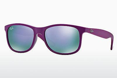 Ophthalmics Ray-Ban ANDY (RB4202 60714V) - Purple