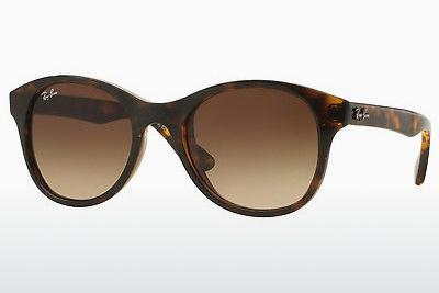 Ophthalmics Ray-Ban RB4203 710/13 - Brown, Havanna