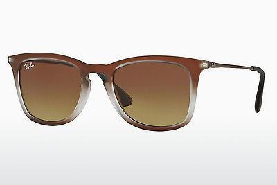 Ophthalmics Ray-Ban RB4221 622413 - Brown, Black