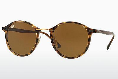 Ophthalmics Ray-Ban RB4242 710/73 - Brown, Havanna
