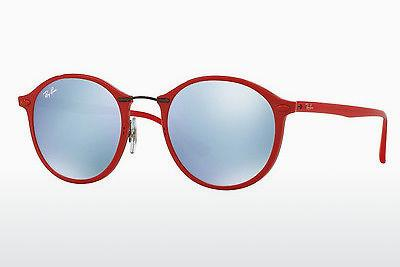 Ophthalmics Ray-Ban RB4242 764/30 - Red